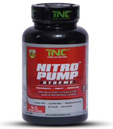 TNC nitro pump