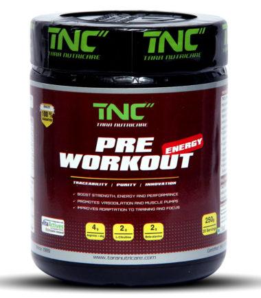 TNC tara nutricare Pre Workout